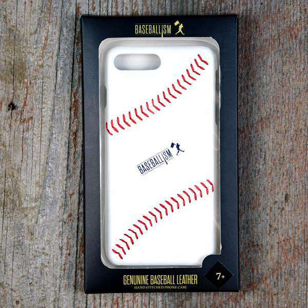 Baseball Leather Phone Case 2 0 Iphone 7 Plus Or Iphone 8