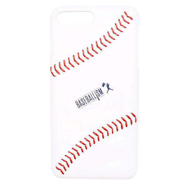 Baseball Leather Phone Case 2.0 (iPhone 7 Plus or iPhone 8 Plus)