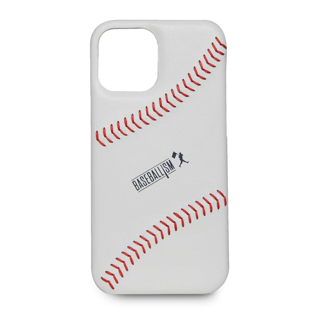 Baseball Leather Phone Case 2.0 (iPhone 12 Pro Max)