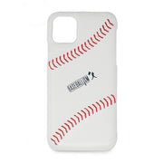 Baseball Leather Phone Case 2.0 (iPhone 11 Pro Max)