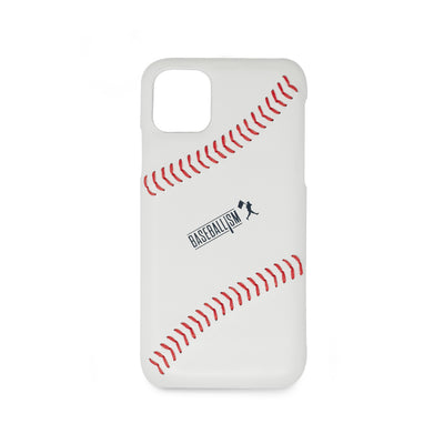 Baseball Leather Phone Case 2.0 (iPhone 11)