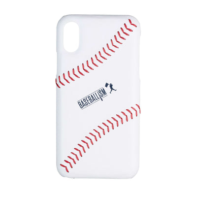 Baseball Leather Phone Case 2.0 (iPhone X)