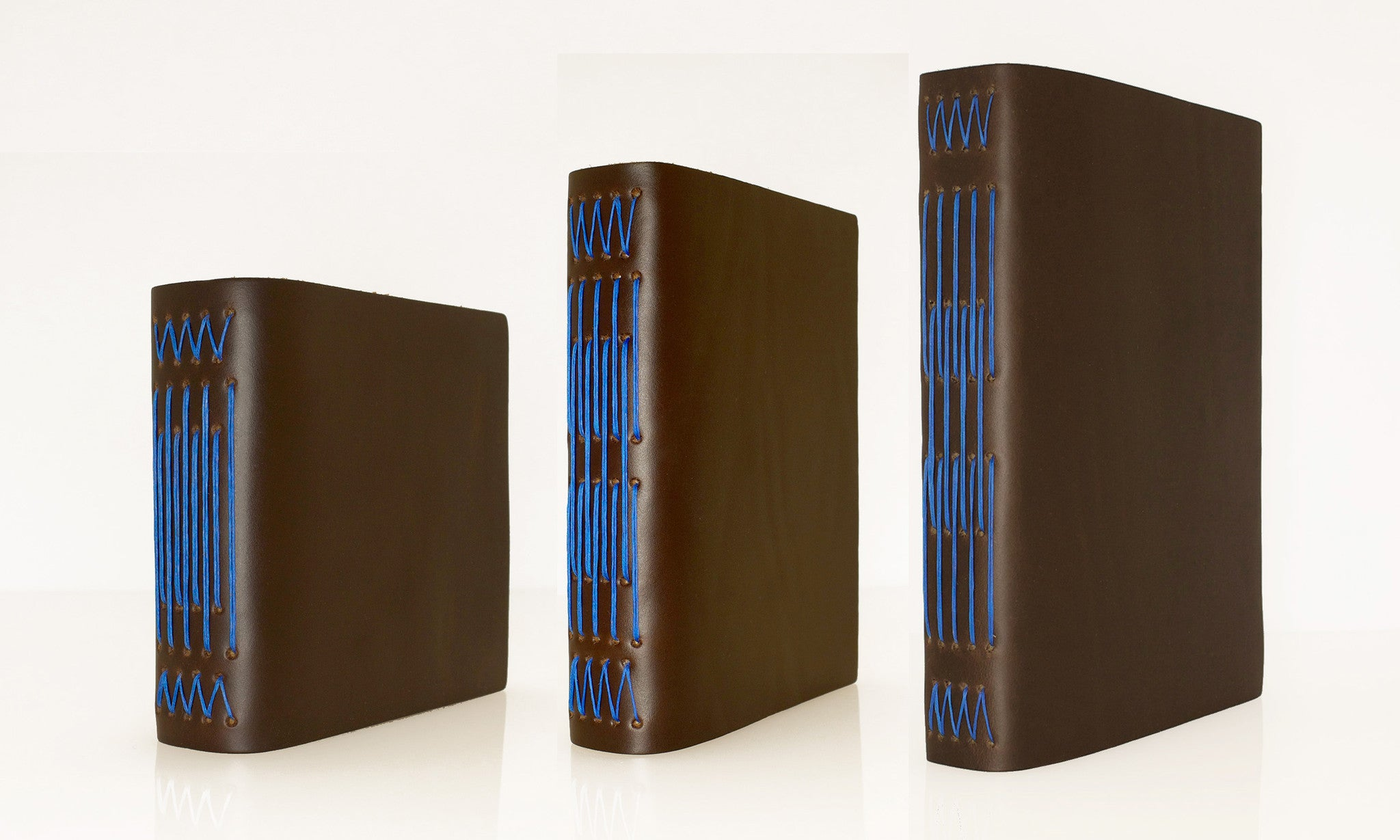Leather Long-stitch Books