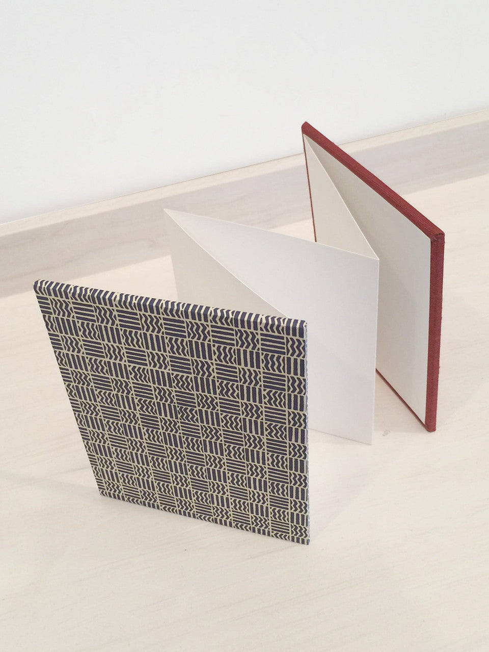 BOOKBINDING: Accordion