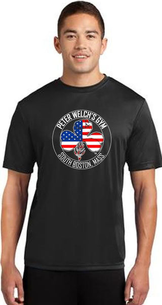 Peter Welch's Gym All American Performance TShirt