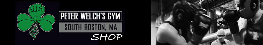 Peter Welch's Gym Shop