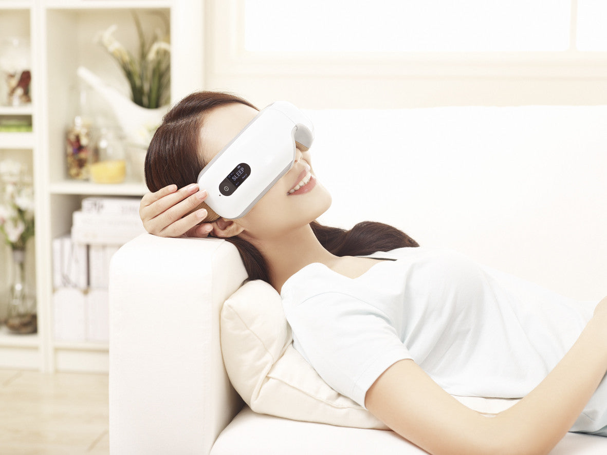 Breo iSee4 Wireless Digital Eye Massager - OBM Distribution, Inc.