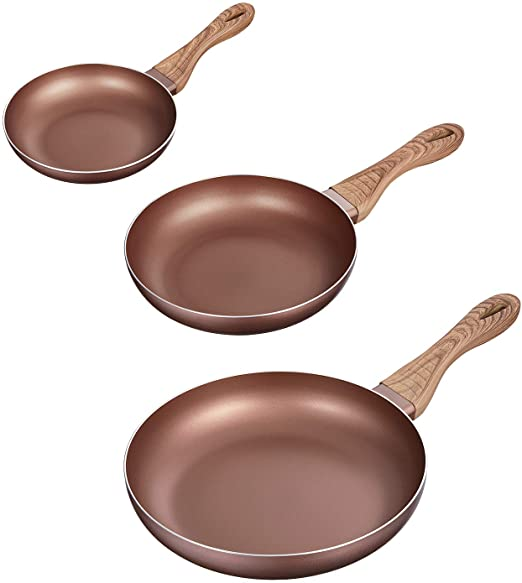 3-Piece Frying Pan Set - OBM Distribution, Inc.