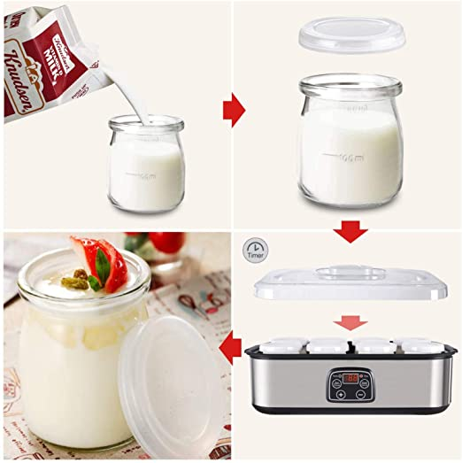 Automatic Digital Yogurt Maker - OBM Distribution, Inc.