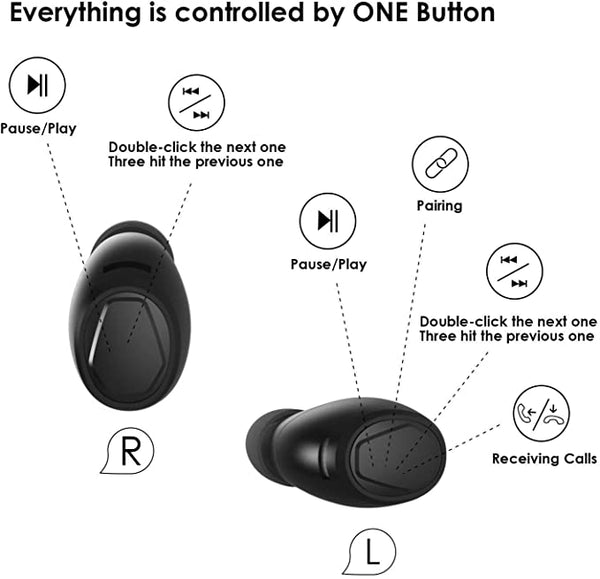 Wireless Earbuds - OBM Distribution, Inc.