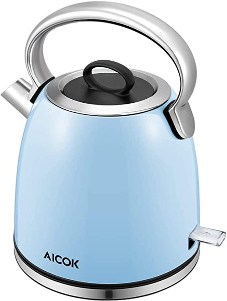 Retro Electric Kettle - OBM Distribution, Inc.