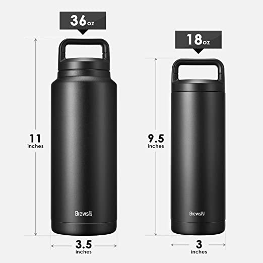Insulated Stainless Steel Bottle - OBM Distribution, Inc.
