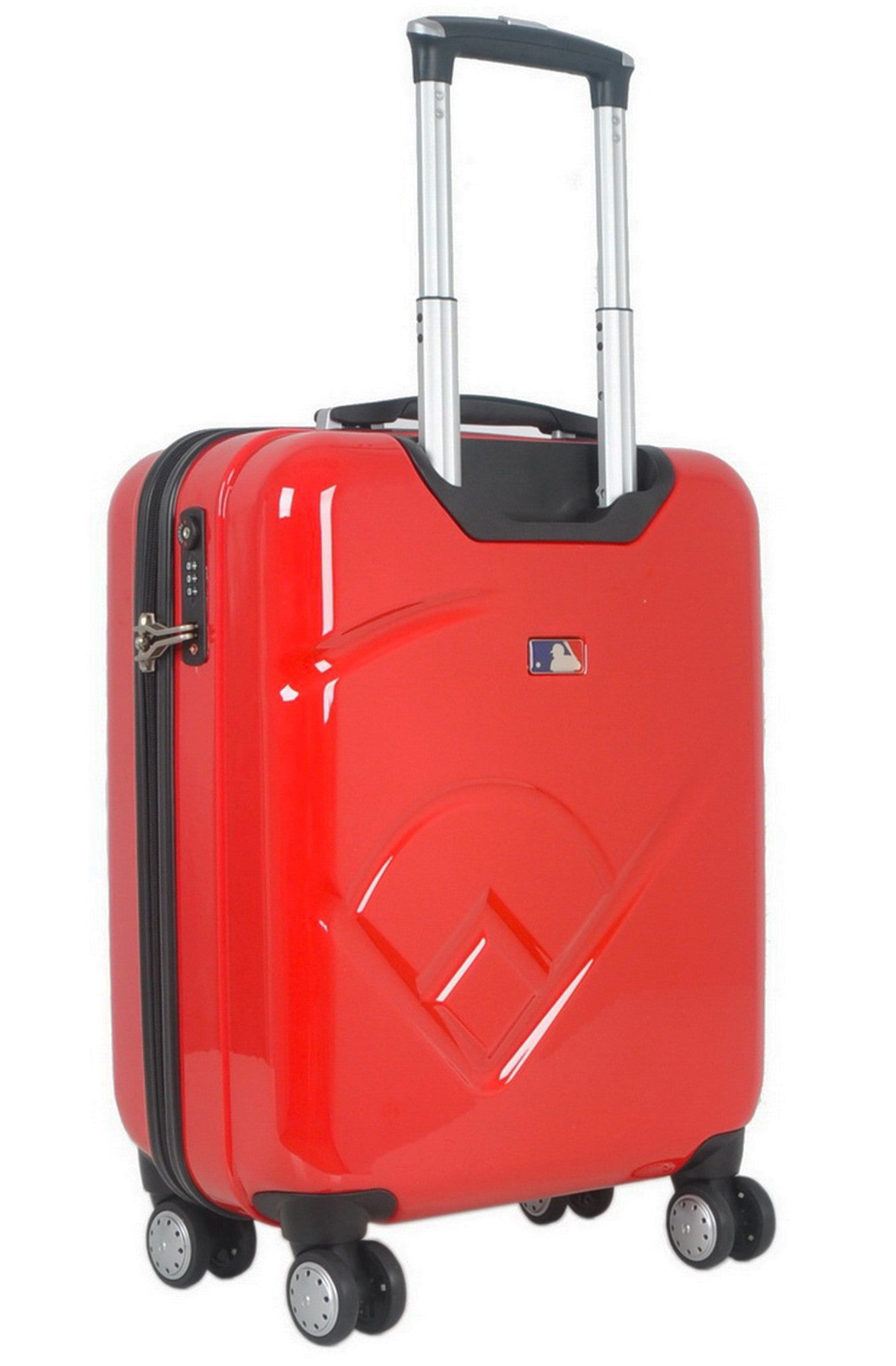 "Chicago Cubs, 19"" Premium Molded Luggage by Kaybull #CUB-19PCF-IFD - OBM Distribution, Inc."