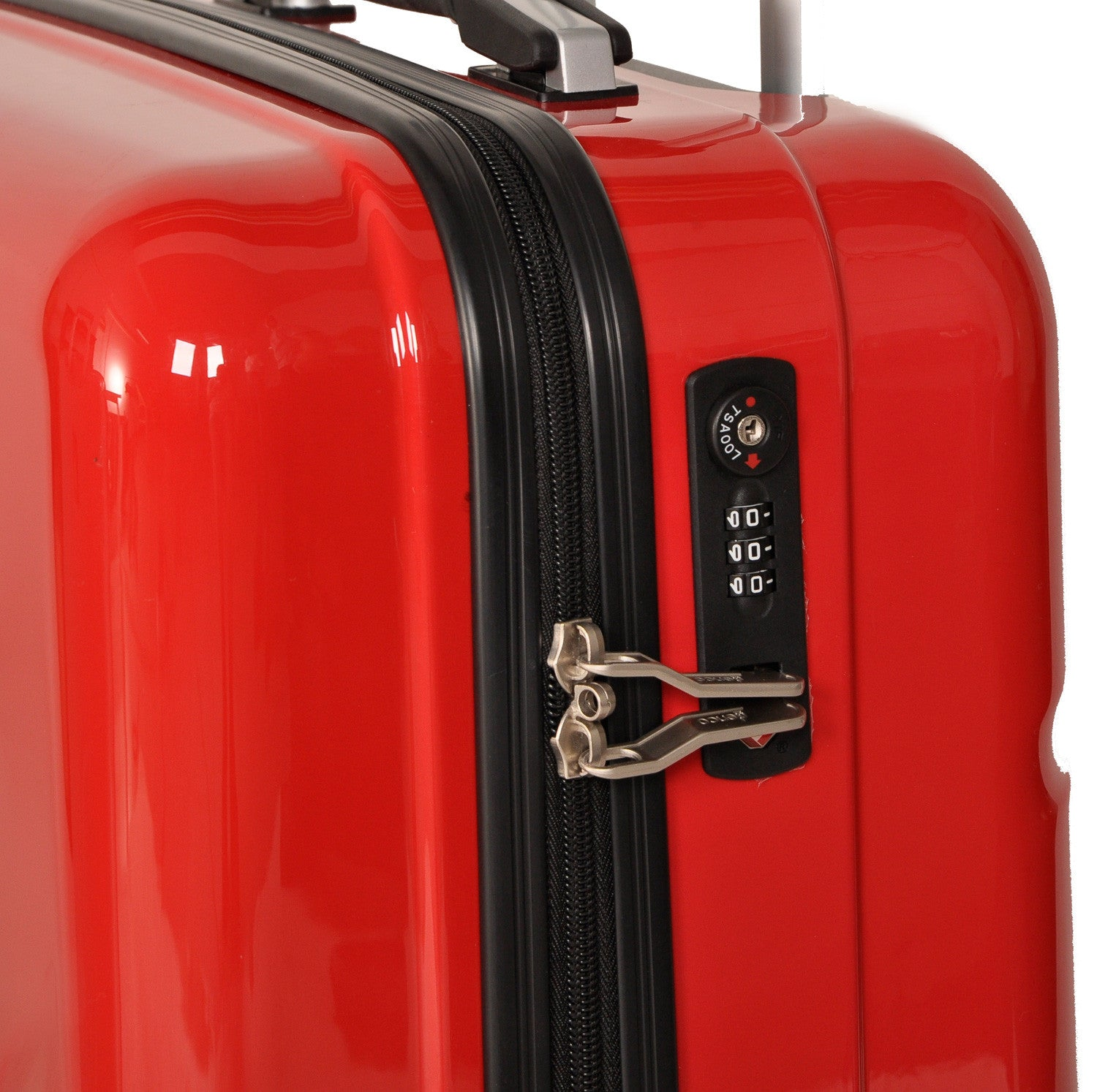 "Texas Rangers, 19"" Premium Molded Luggage by Kaybull #TEX-19PCF-IFD - OBM Distribution, Inc."