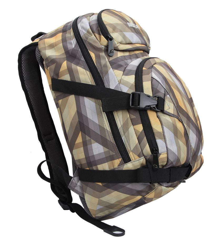 Bestlife Backpack BB-3148Y-15.6'' (Yellow and Grey) - OBM Distribution, Inc.