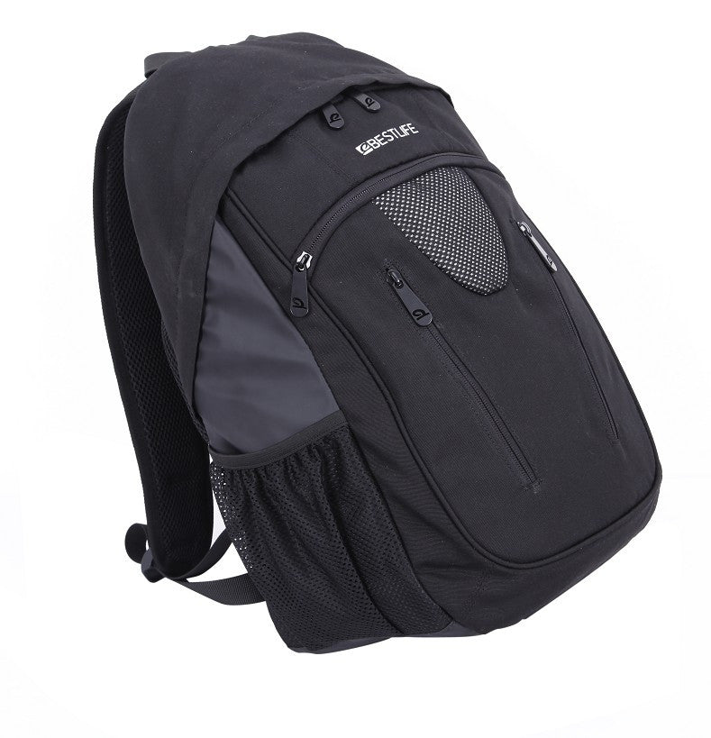 Bestlife Backpack BLB-3077G-15.6'' (Black) - OBM Distribution, Inc.