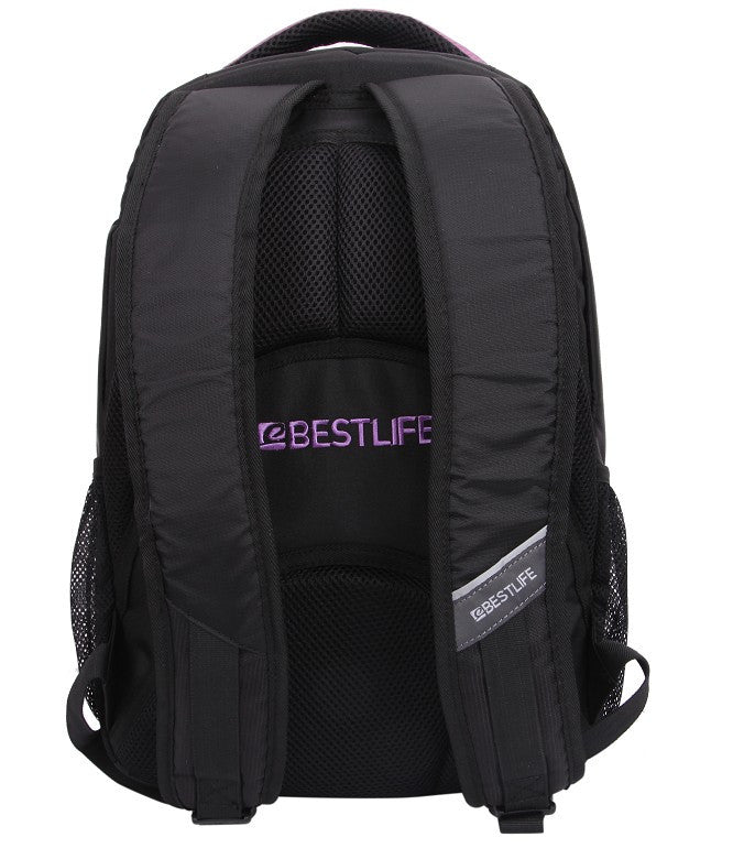 Bestlife Backpack BLB-3082P-15.6'' (Purple) - OBM Distribution, Inc.