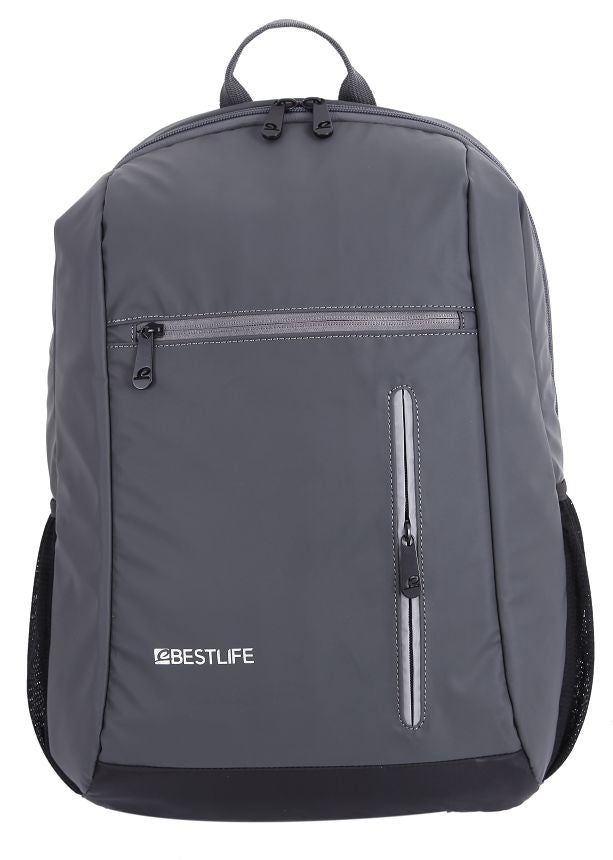 Bestlife Backpack BLB-3106-15.6'' (Grey) - OBM Distribution, Inc.