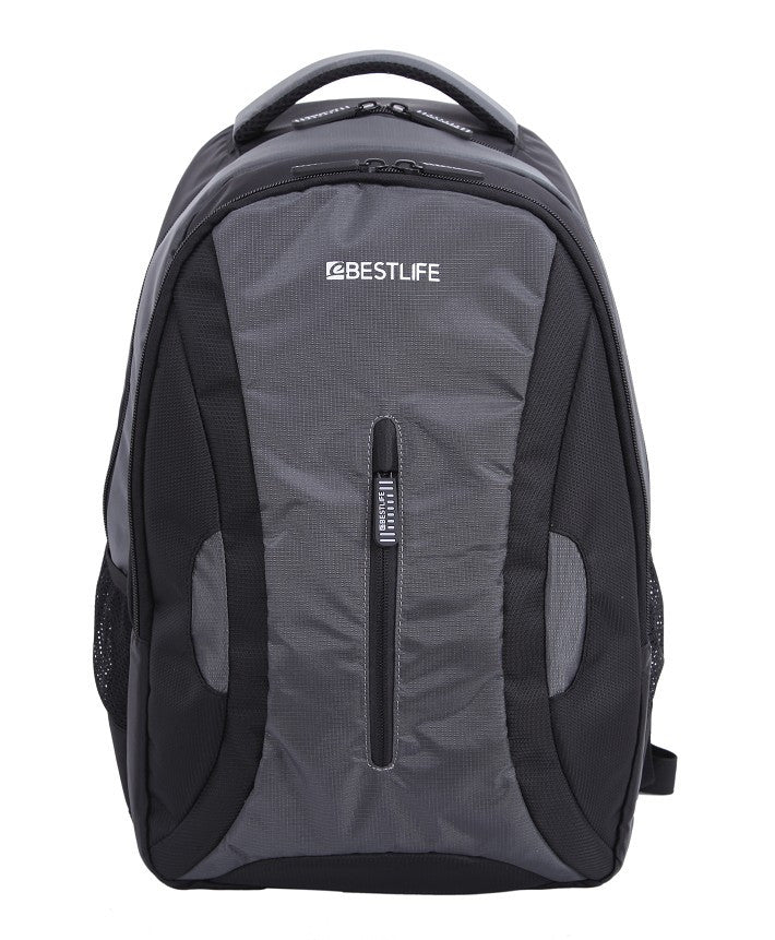 Bestlife Backpack BLB-3082G-15.6'' (Gray) - OBM Distribution, Inc.