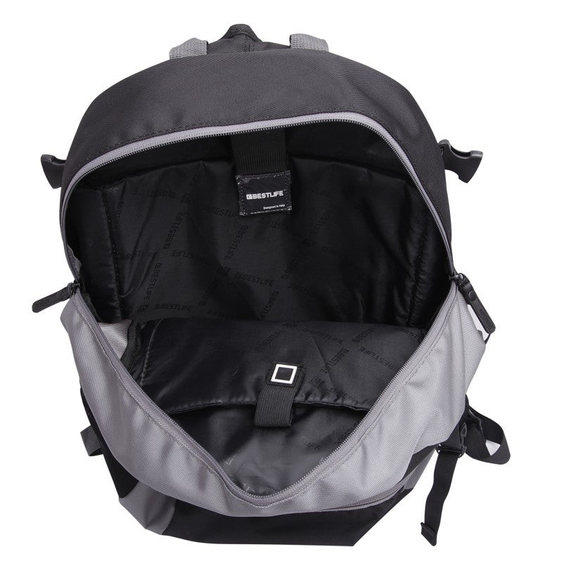 Bestlife Backpack BLB-3051G-15.6'' (Black) - OBM Distribution, Inc.