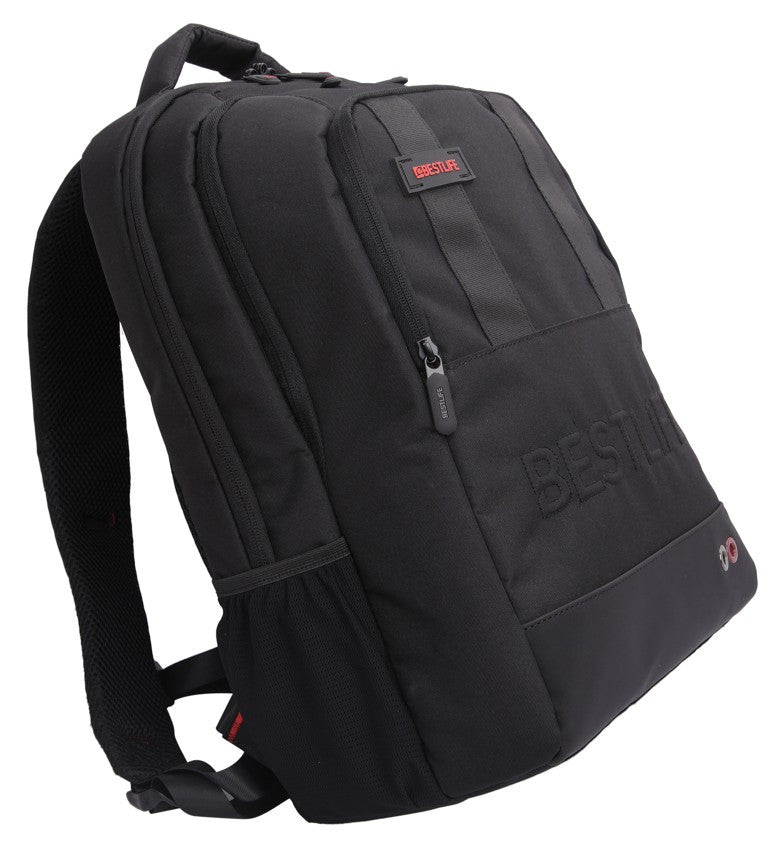 Bestlife Backpack BB-3190-15.6'' (Black) - OBM Distribution, Inc.