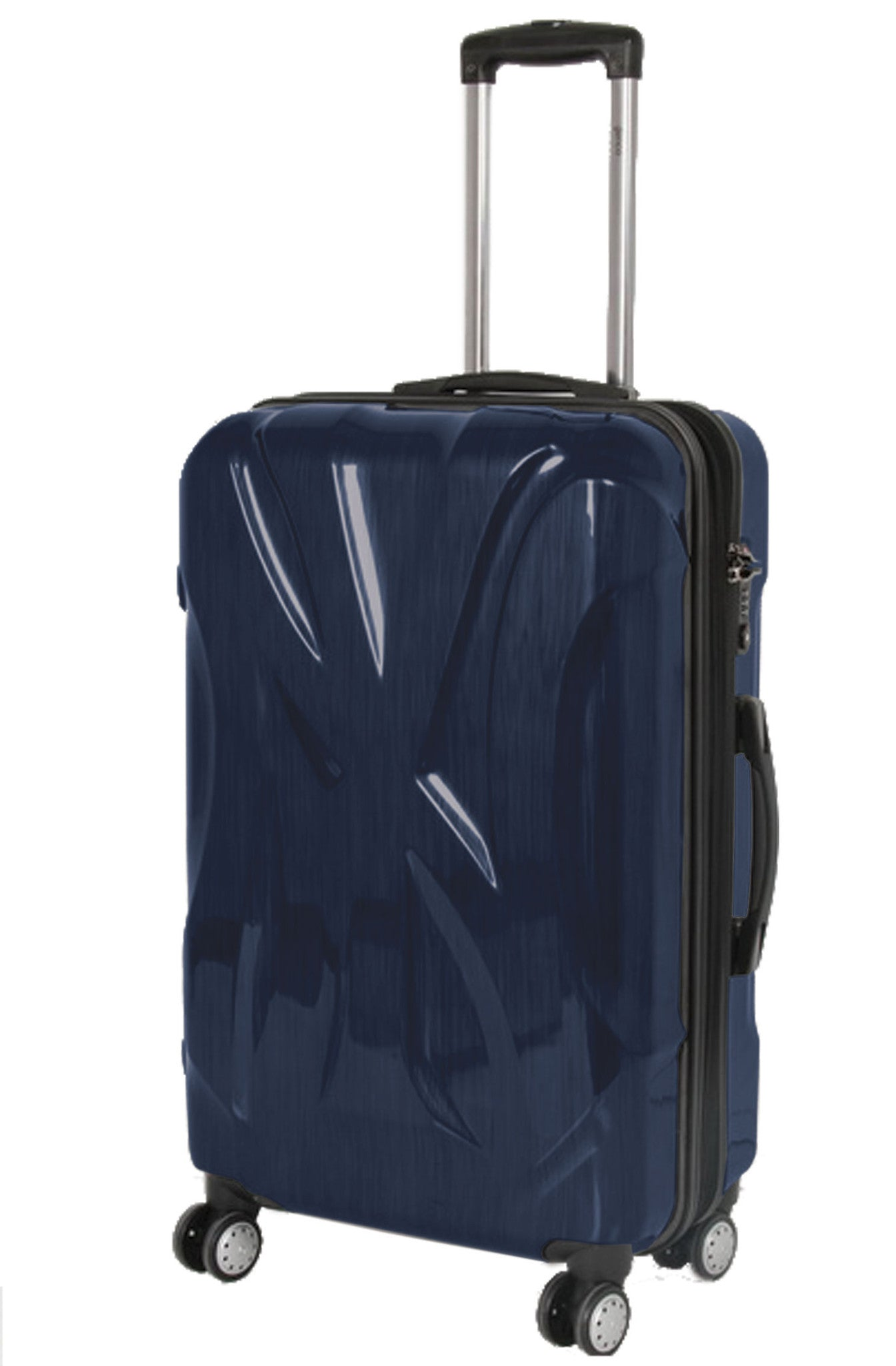 "New York Yankees, 19"" Premium Molded Luggage by Kaybull #NYY-19PCF - OBM Distribution, Inc."