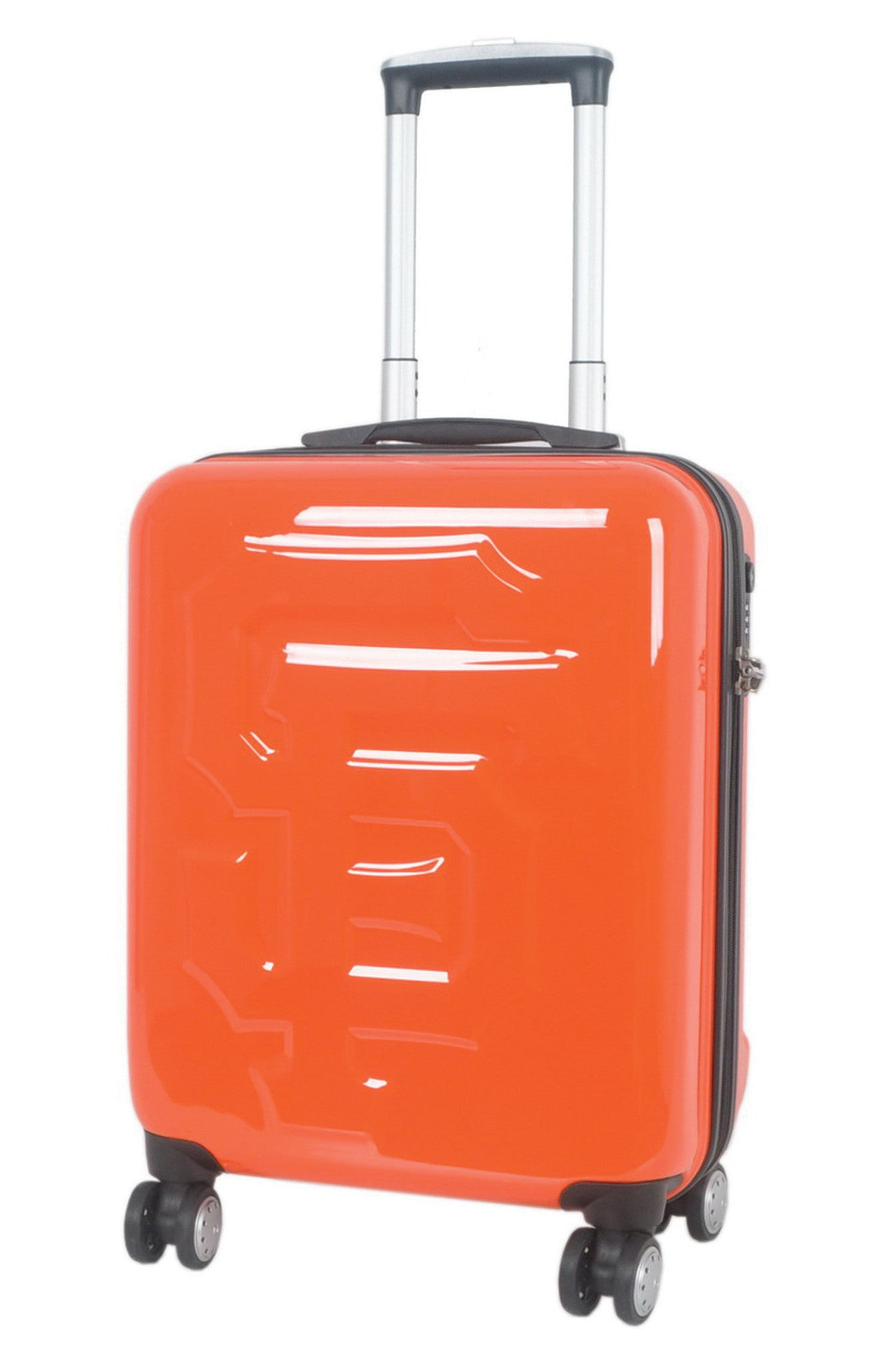 "San Francisco Giants, 19"" Premium Molded Luggage by Kaybull #SF-19PCF - OBM Distribution, Inc."