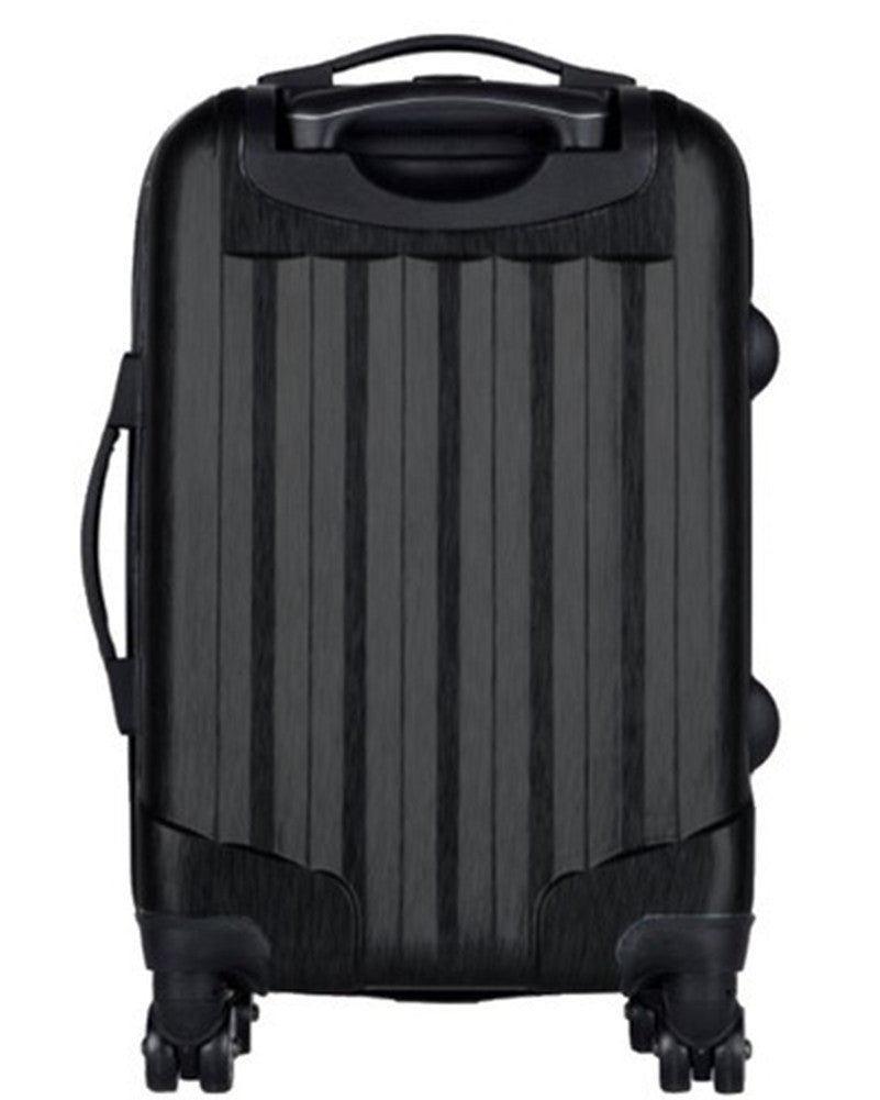 "Chicago White Sox, 21"" Clear Poly Carry-On Luggage by Kaybull #CWS16 - OBM Distribution, Inc."