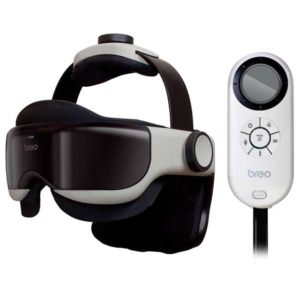 Breo iDream1260 Eye & Head Massager - OBM Distribution, Inc.