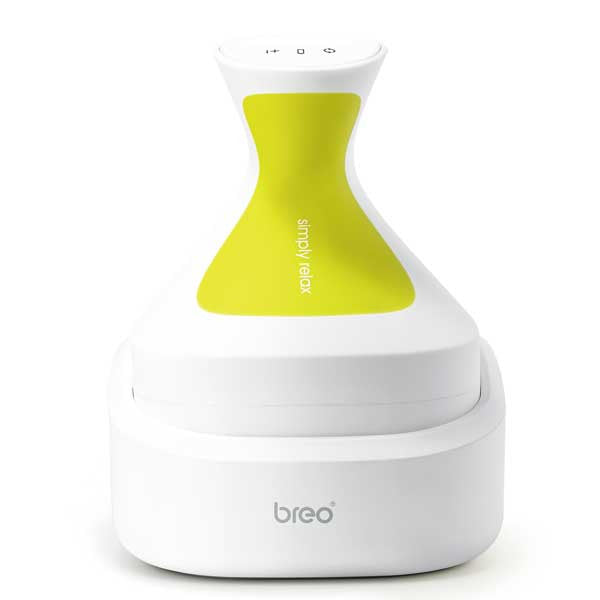 Breo iScalp Scalp Massager - OBM Distribution, Inc.