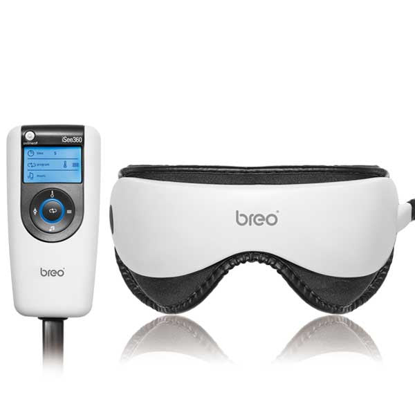 Breo iSee360 Eye Massager - OBM Distribution, Inc.