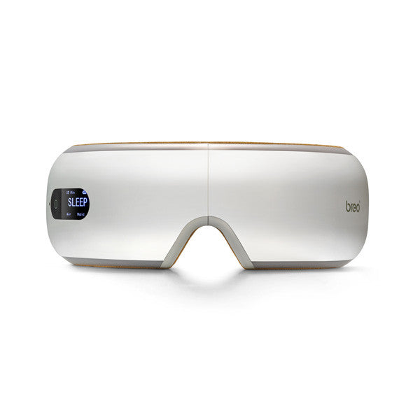 Breo iSee4 Wireless Digital Eye Massager with Heat Compression - OBM Distribution, Inc.