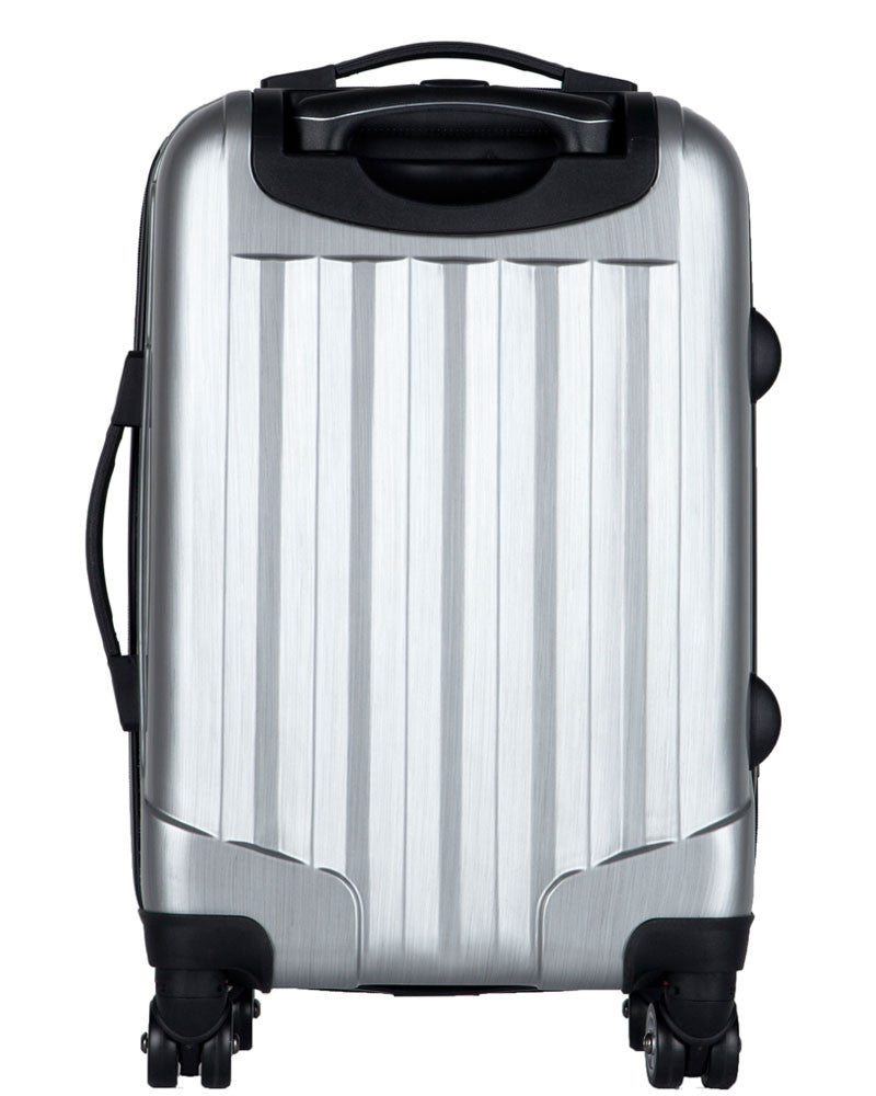 "Tampa Bay Rays, 21"" Clear Poly Carry-On Luggage by Kaybull #TAM5 - OBM Distribution, Inc."