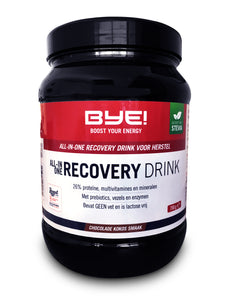 BYE! ALL-IN-ONE Recovery drink 750g