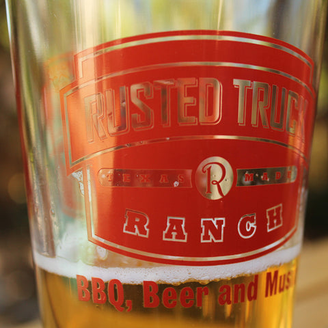 RTR Pint Glass