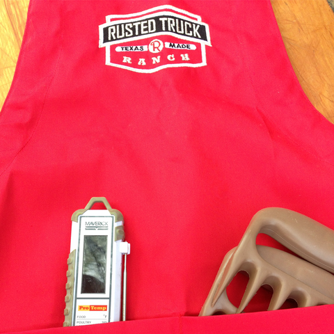Rusted Truck Ranch Apron