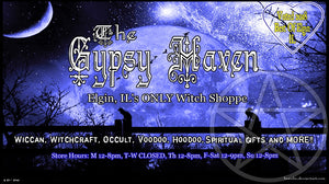 Witch Shop The Gypsy Haven
