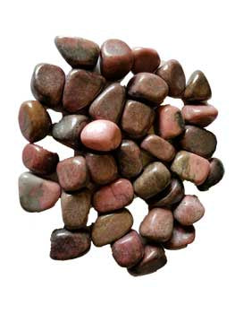 Rhodonite Tumbled Stones