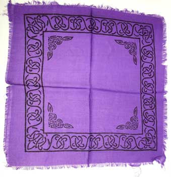 Celtic Altar Cloth 18