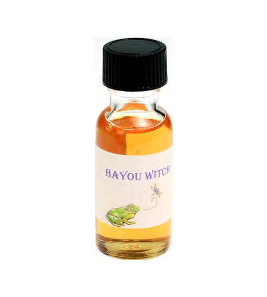 Bayou Witch Baphomet Oil