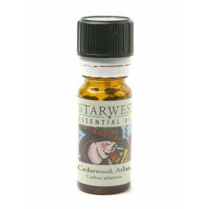 Cedarwood Atlas Essential Oil 1/3 fl oz