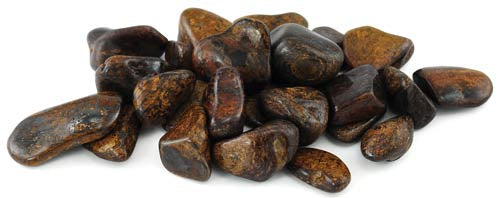 Axinite Tumbled Stones