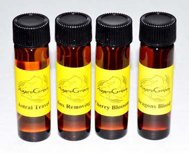 Orange Blossom Oil 2dr