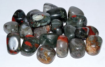 Bloodstone (Seftonite) Tumbled Stones