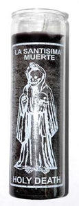 Santa Muerte (Holy Death) 7 Day Jar Candle
