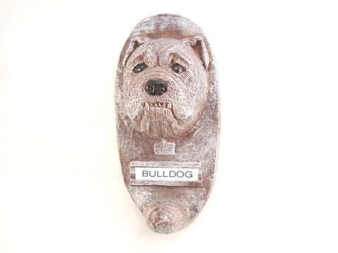 Bulldog Leash Holder