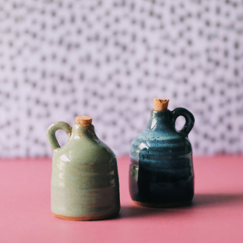 Rust Pottery Minis