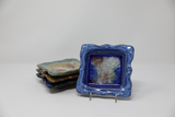 Down to Earth Pottery Artisan Plate - Square