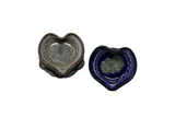 Down to Earth Pottery Small Heart Dish