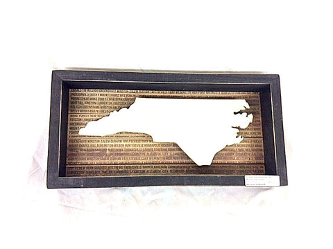 North Carolina Cut Out